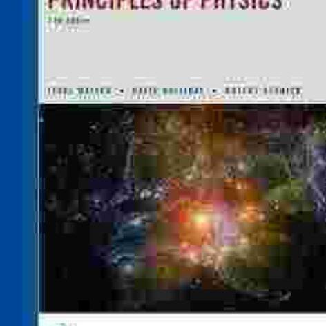 کتاب مبانی فیزیک هالیدی جلد اول ویرایش ۱۱