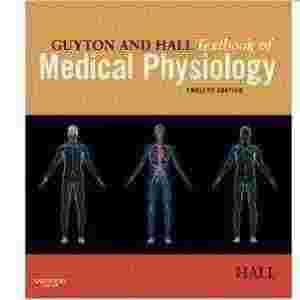 Guyton And Hall - کتاب فیزیولوژی گایتون ویرایش 12 زبان اصلی